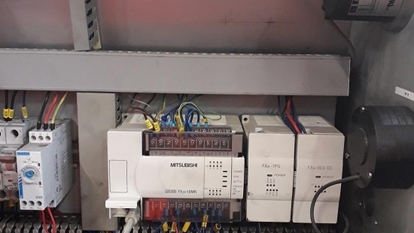 Dépannage automate mitsubishi chez Cablage Connectique Européenne